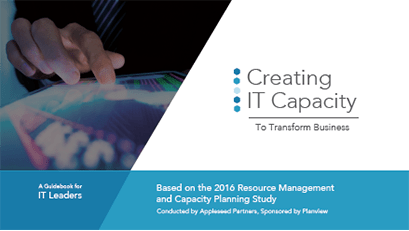 capacity planning for it leaders