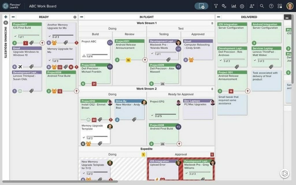 Identify blockers sooner and resolve them faster by creating a shared language on your Kanban board.