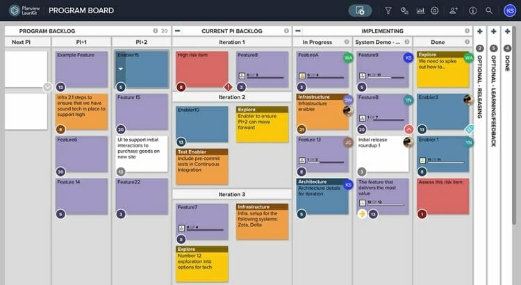 Communicating on a consolidated view of work priority and project status enables teams to manage delivery speed.