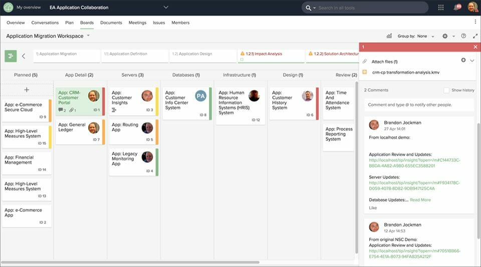 Facilitate virtual team collaboration to get more work done – all in one place