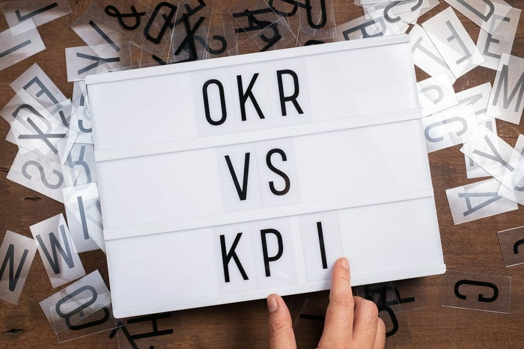 OKRs vs. KPIs: Different, yet complementary.