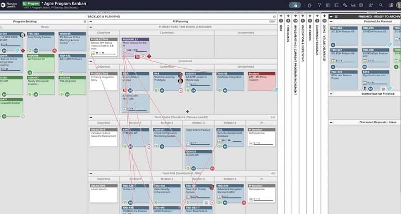 """When teams """"level up"""" from Agile project management, they often need software to help them visualize and manage multiple teams and dependencies."""